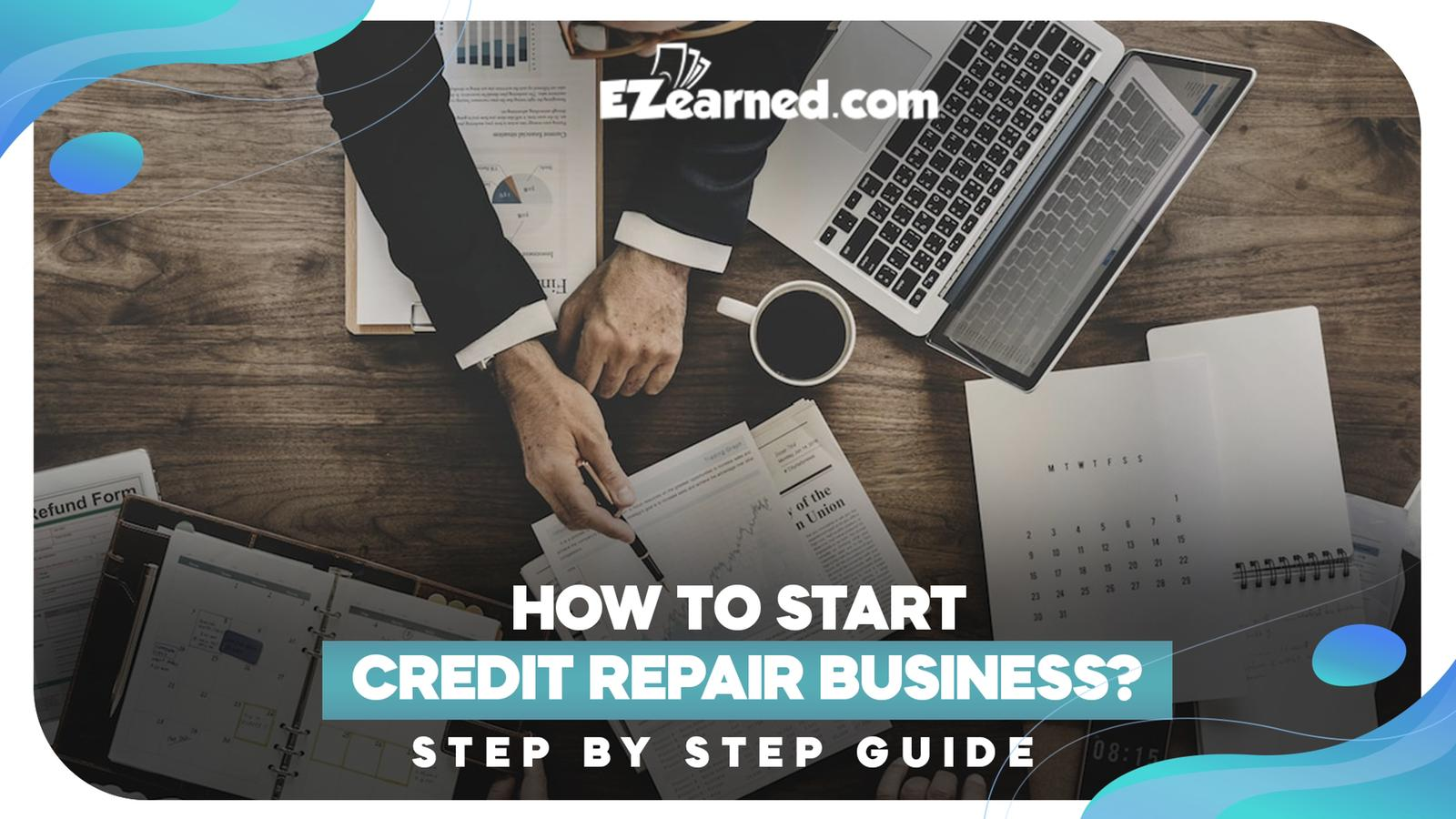how to start a credit repair business