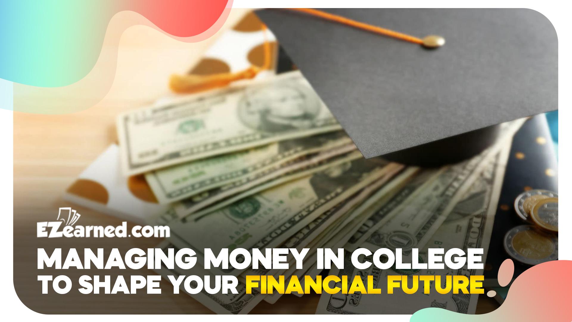 managing money in college