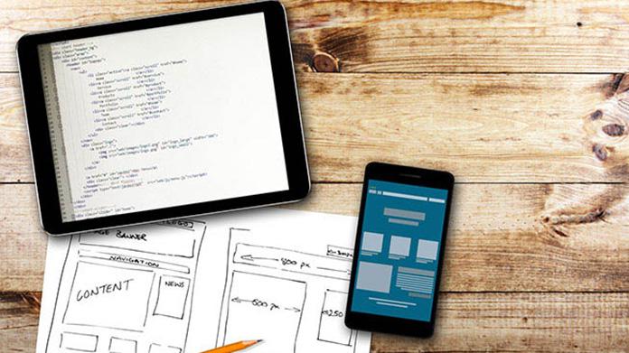 how to start web development business
