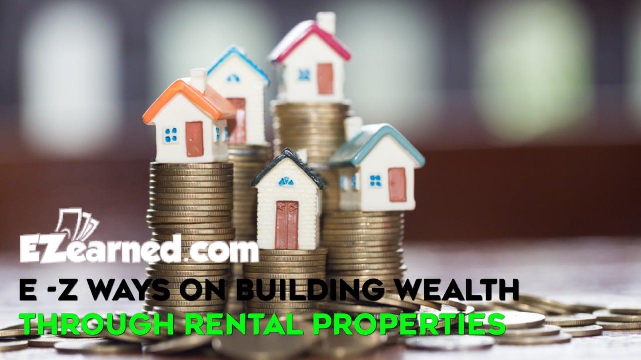 buildin wealth through rental properties