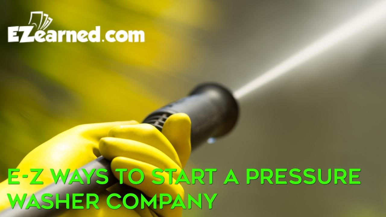 Pressure Washer Business