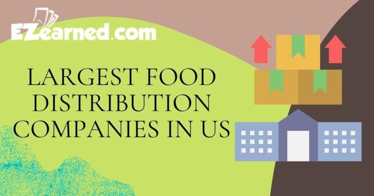 10 Largest Food Distribution Companies