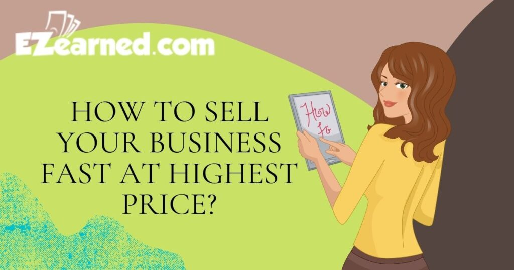 How to Sell Your Business Fast at Highest Price (1)