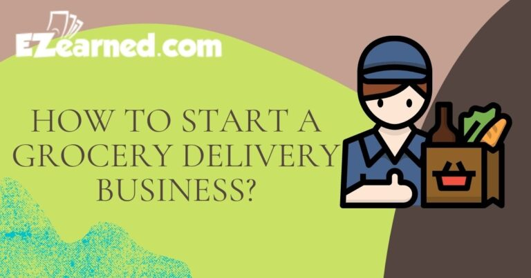 How to start a grocery delivery business