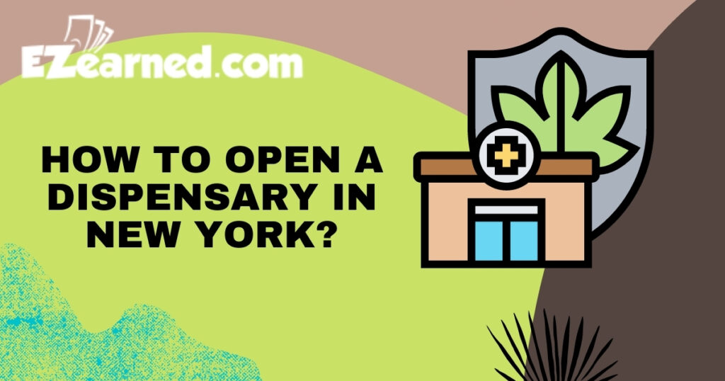 how to open a dispensary in new york?