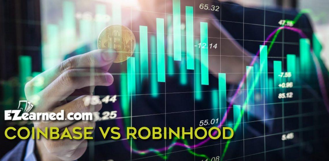 coinbase vs robinhood