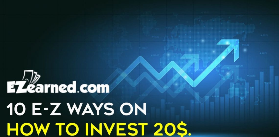 how to invest 20$