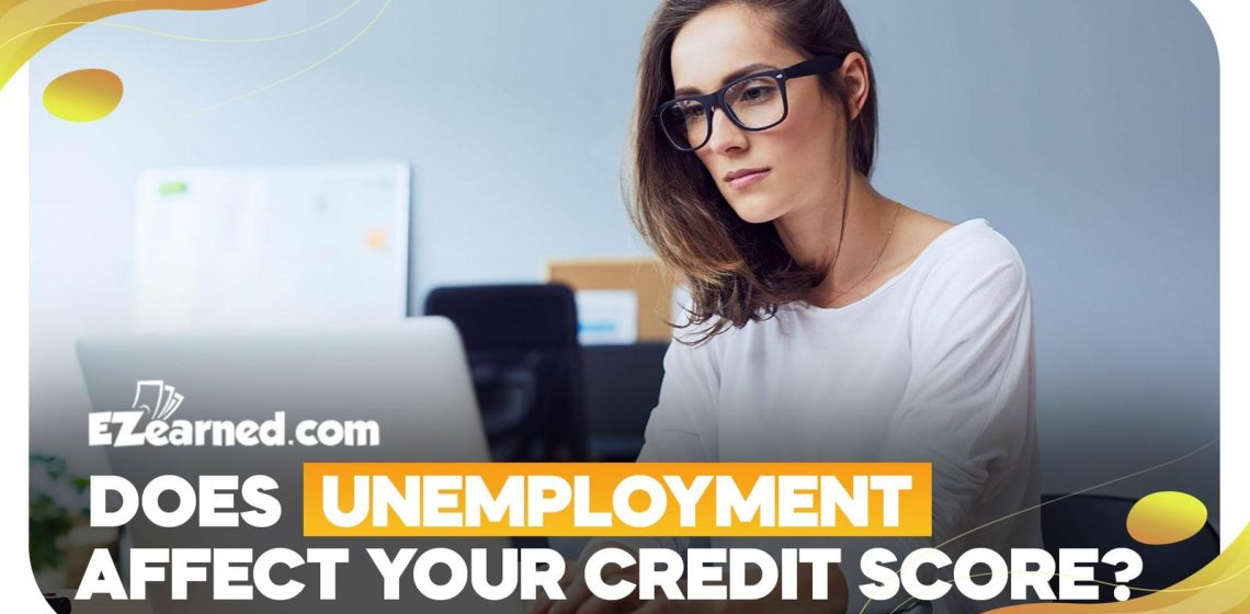 does unemployment affect your credit score